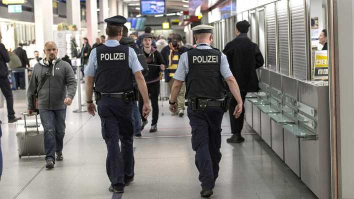 Anschlag Berliner Flughafen