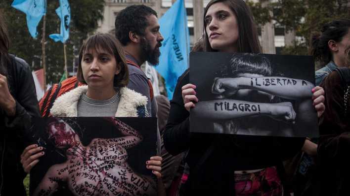 Argentinien Frauen