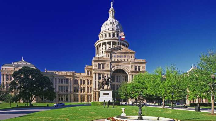 Das State Capital Building in Austin (Foto: imago stock&people)
