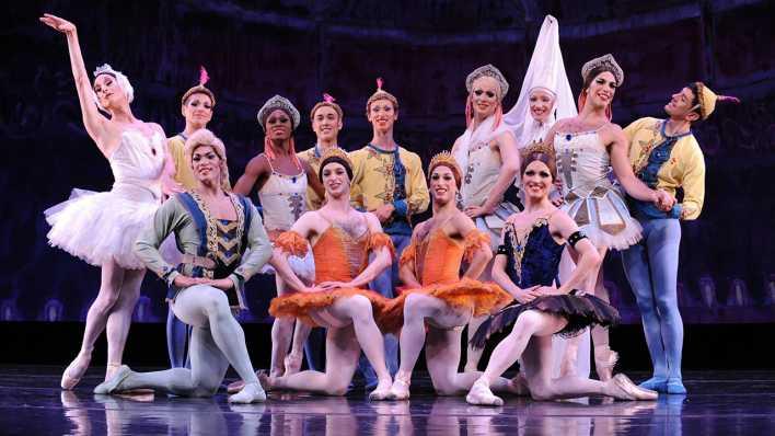 les ballets de trockadero im admiralspalast inforadio besser informiert