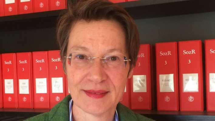 Rechtsanwältin Vera Munz