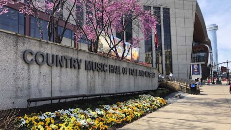 Die Country Music Hall of Fame und Museum (Bild: Jörg Poppendieck/Inforadio