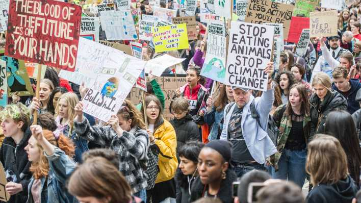Fridays For Future.