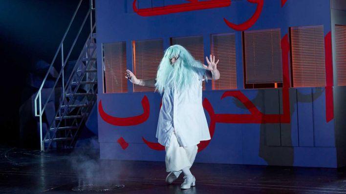 """""""Hass-Triptychon"""" von Sibylle Berg im Gorki Theater - Inforadio vom rbb"""