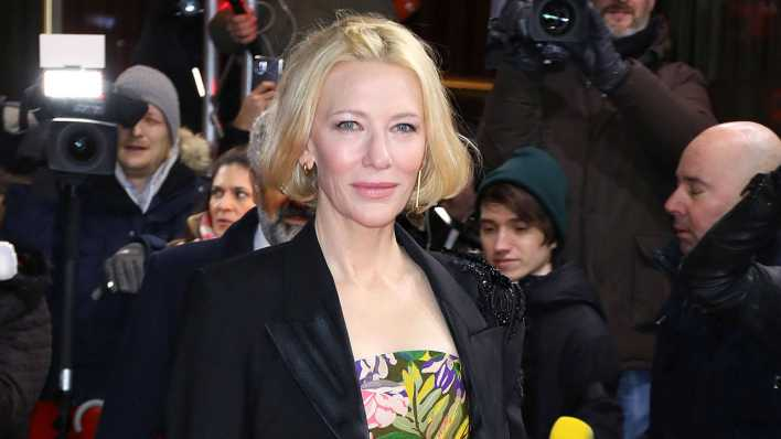 Cate Blanchett Als Produzentin Von Stateless Inforadio
