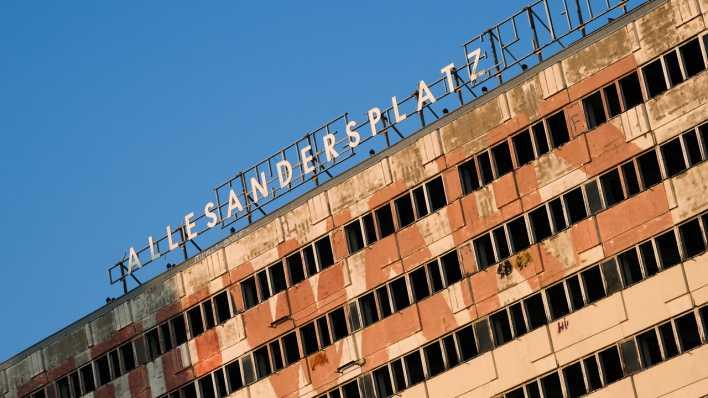 Berlin Alexanderplatz am Deutschen Theater: Auch
