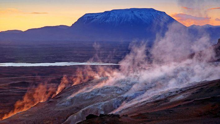 Island Vulkanausbruch 2021