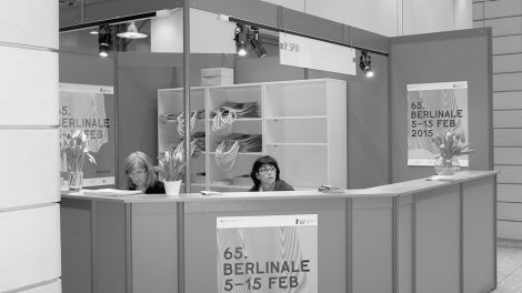 Berlinale Service Center (Bild: Semih Lakerta)