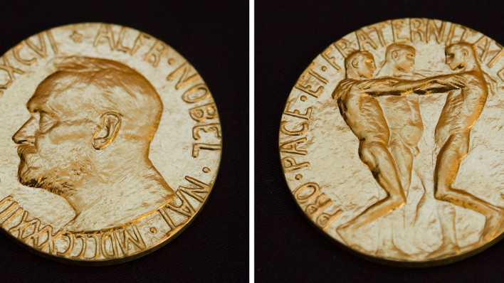 Stichwort Friedensnobelpreis Inforadio