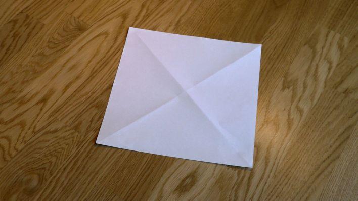 Einfach Mal Falten Origami Statt Smartphone Inforadio