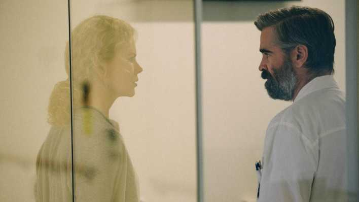 Nicole Kidman und Colin Farrell in The Killing Of A Sacred Deer
